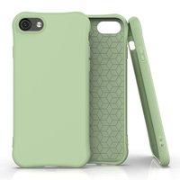 TPU-Schutzhülle für iPhone 7, iPhone 8 und iPhone SE 2020 - grün