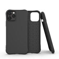 Soft Case TPU-Abdeckung für iPhone 11 Pro - schwarz