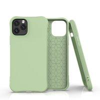 Soft Case TPU-Abdeckung für iPhone 11 Pro - grün