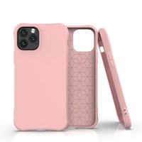 Soft Case TPU-Abdeckung für iPhone 11 Pro - pink
