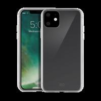 Xqisit Flex Kunststoffhülle für iPhone 11 - transparent