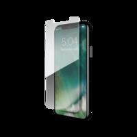 XQISIT Hartglas CF Glassprotector iPhone 11 und iPhone XR - 9H Gehärtetes Glas