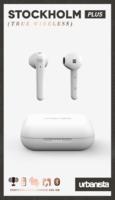Urbanista Stockholm Plus In-Ear-Kopfhörer mit Ladetasche - Weiß