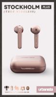 Urbanista Stockholm Plus In-Ear-Kopfhörer mit Ladetasche - Roségold