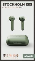 Urbanista Stockholm Plus In-Ear-Kopfhörer mit Ladetasche - Olivgrün