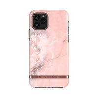 Richmond & Finch Pink Marmor robuste Plastikhülle für iPhone 11 Pro - pink