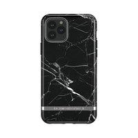Richmond & Finch Black Marble robuste Plastikhülle für iPhone 11 - schwarz