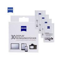Zeiss Bildschirmreinigungstücher - 30 Stück Weiß