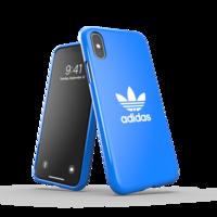 adidas Originals Plastikhülle für iPhone X und iPhone XS - blau