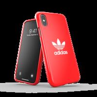 adidas Originals Plastikhülle für iPhone X und iPhone XS - rot