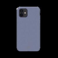 Xqisit Eco Flex Biologisch abbaubare und antibakterielle Hülle für iPhone 12 mini - blau