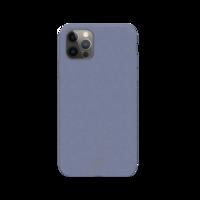 Xqisit Eco Flex Bio Abbaubare antibakterielle Hülle für iPhone 12 und iPhone 12 Pro - Blau