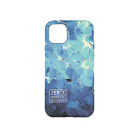 Wilma Climate Change Plastikhülle für iPhone 12 und iPhone 12 Pro - blau