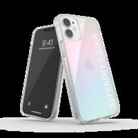 Superdry Snap Case Klare Plastikhülle für iPhone 12 mini - holographisch