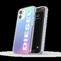 Diesel Snap Case Plastikhülle für iPhone 12 mini - holographisch