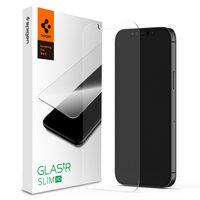 Spigen Glassprotector iPhone 12 mini - Schutz 9H Härte