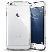 Transparente TPU-Hülle für iPhone 6 6s transparente Hülle
