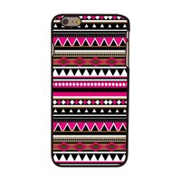 Indianer Muster iPhone 6 Plus 6s Plus Fall Tribe Tribal Aztec Stil Hardcase