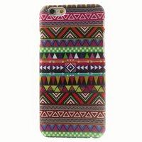 Aztekischer Stamm Stammes iPhone 6 & 6s Fall Indianer Muster
