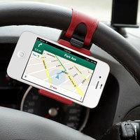 Lenkerhalter Telefon Auto Universalhalter für iPhone GPS Smartphone