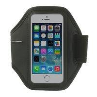 Sport Armband iPhone 5 5s SE 2016 Schwarzes Laufband Sportband