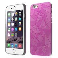Aluminium Dreieck Hülle iPhone 6 Plus 6s Plus Rosa Hardcase Dreieck Hülle