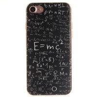 Physikformeln TPU-Hülle für iPhone 7 8 SE 2020 E = MC2-Mathe-Hülle