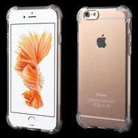 Sehr robuste TPU-Hülle für iPhone 6 Plus 6s Plus. Transparente Abdeckung
