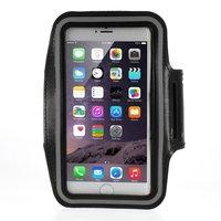 Laufreifen iPhone 6 6s 7 8 Plus Sportreifen Schwarz