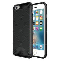 Schutzhülle schwarz iPhone 6 Plus 6s Plus TPU-Abdeckung