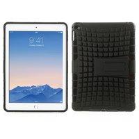 Stoßfeste iPad Air 2-Abdeckung - Sehr robuste TPU-Hartschale schwarz