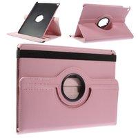Rosa iPad Air 2 Hülle mit drehbarem Abdeckständer