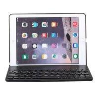 Bluetooth-Tastaturabdeckung iPad Air 2 - schwarze Hülle - QWERTZ-Tastatur