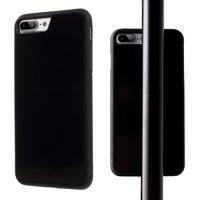 Anti-Schwerkraft-Hülle Selfie-Abdeckung schwarz iPhone 7 Plus 8 Plus-Abdeckung Nano-Beschichtung
