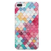 Farbige Waage Hardcase iPhone 7 Plus 8 Plus Hülle