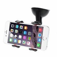 Universalhalter mit Saugnapfhalter für iPhone Navigationswindschutzscheibe