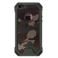 Armee Überlebender TPU Hardcase iPhone 5 5s SE 2016 Hülle Fall Abdeckung Camo Army
