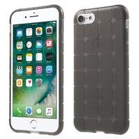 Graue Blöcke TPU iPhone 7 8 SE 2020 Hüllenhülle