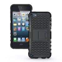 Stoßfeste schwarze iPod Touch 5 6 Hülle mit 7 Hüllen