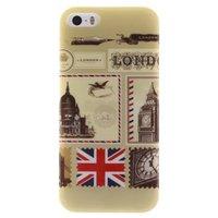 London Britisch England England TPU iPhone 5 5s SE 2016 Hüllenhülle