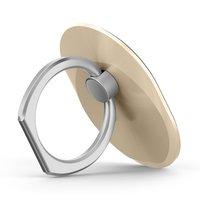 Ringgriff Universal Smartphone Fingerhalter - Gold
