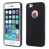 Silikonhülle für iPhone 5 5s SE 2016 schwarze Hülle