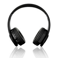 BTH-818 Over-Ear-Bluetooth-Stereo-Kopfhörer-Headset - Mikrofon Schwarz