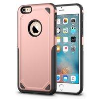 Pro Armor Shockproof iPhone 6 6s Hülle - Schutzhülle Rose - Zusätzlicher Schutz