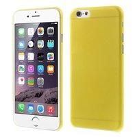 Ultradünne, robuste 0,3 mm dicke iPhone 6 6s Hülle - Gelb