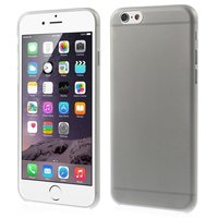 Ultradünne, robuste 0,3 mm dicke iPhone 6 6s Hüllen - Grau