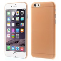 Ultradünne, robuste 0,3 mm dicke iPhone 6 6s Hüllen - Orange