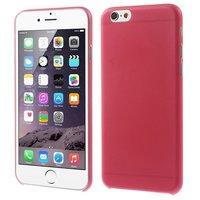Ultradünne, robuste 0,3 mm dicke iPhone 6 6s Hüllen - Rot