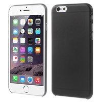 Ultradünne, robuste 0,3 mm dicke iPhone 6 6s Hüllen - Schwarz