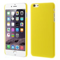 Einfarbige Hartschale iPhone 6 Plus 6s Plus Hülle - Gelb